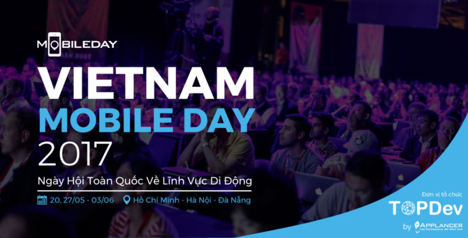 Review Vietnam Mobile Day 2017
