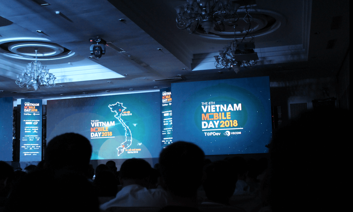 Vietnam Mobile Day 2018 review